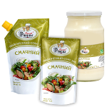 Smachny (Delicious) Mayonnaise Sauce 30%