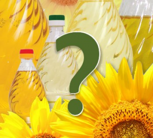What kind of sunflower oil to choose?