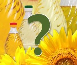 Какое подсолнечное масло выбрать?