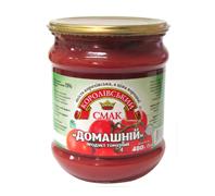 Асортимент томатної групи доповнений томатним продуктом